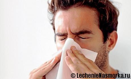 аллергический ринит симптомы