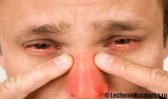 проблемы с носом