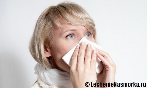 причины образования кисты в пазухе носа
