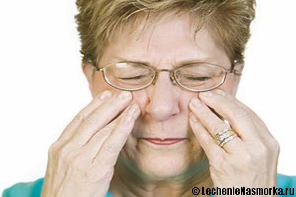 симптомы риносинусита