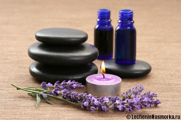 ароматерапия при насморке