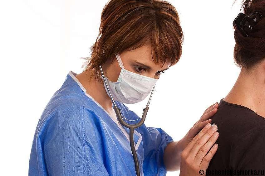 профилактика в лечении насморка