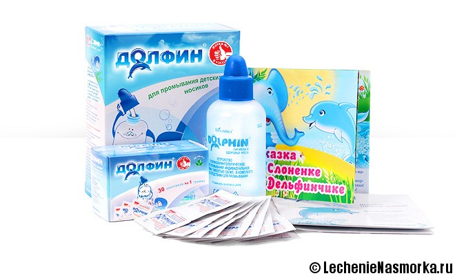 долфин инструкция