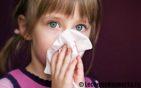 капли в нос для детей и грудничков