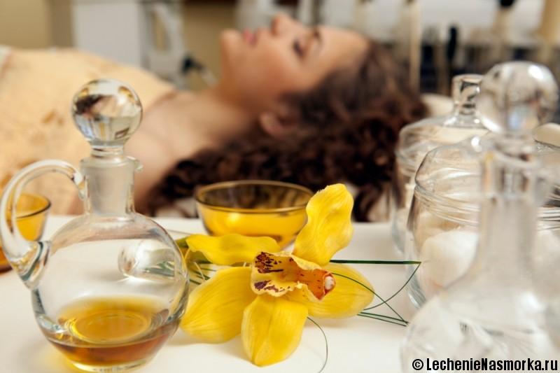 использование меда при насморке