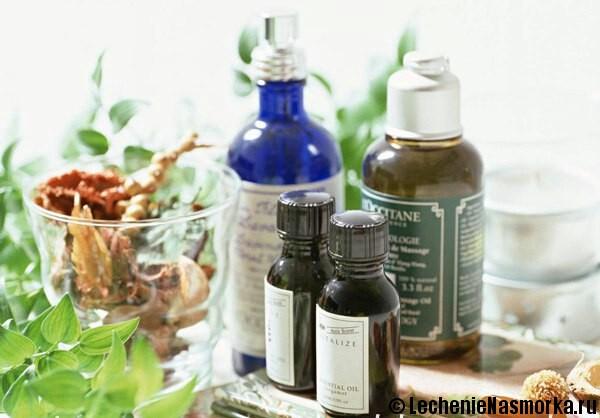 методика народной медицины при неприятном запахе