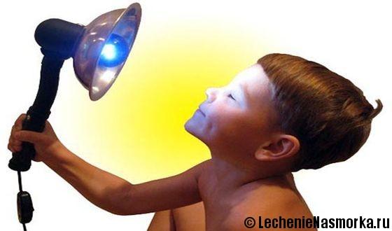 лампа для детей