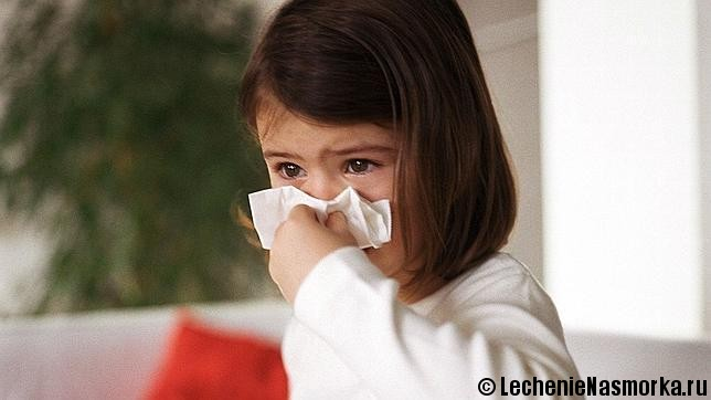 диагностика вида насморка
