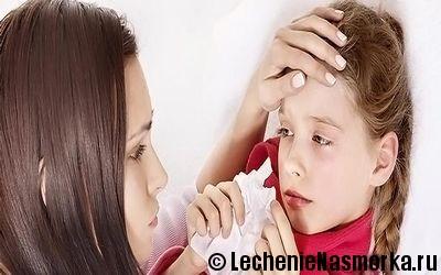 Методы лечения гайморита у детей