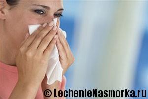 Хронический насморк (ринит): причины и лечение
