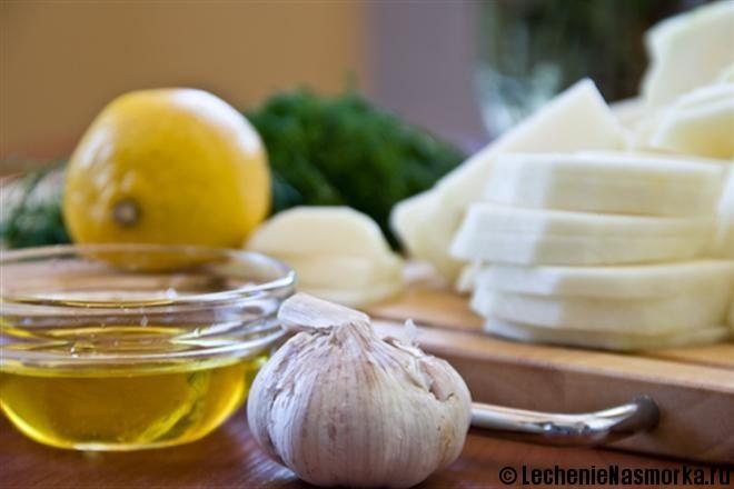 лук и мед от насморка