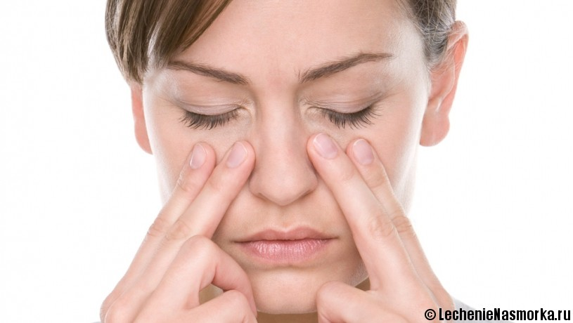 синусит лечение и симптомы
