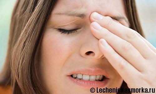 советы по лечению синусита